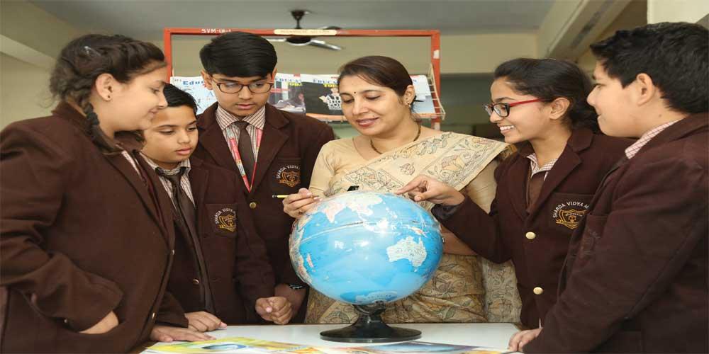 best school in bhopal