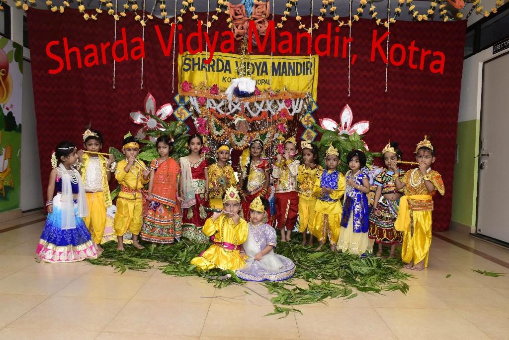 Sharda Vidya Mandir - Best School in Bhopal |